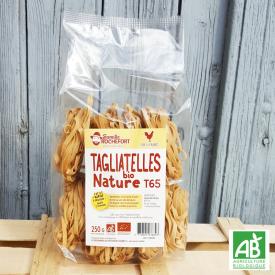 Tagliatelles 100% blé dur bio