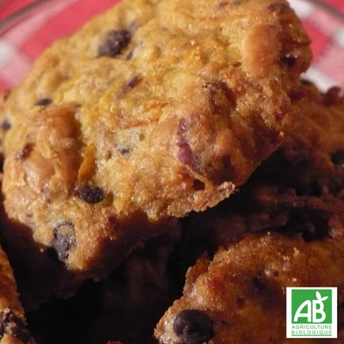 Cookies d'automne  bio