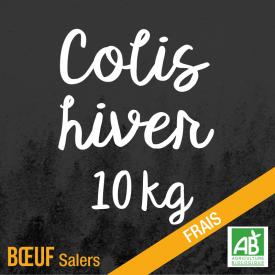 Boeuf Salers bio
