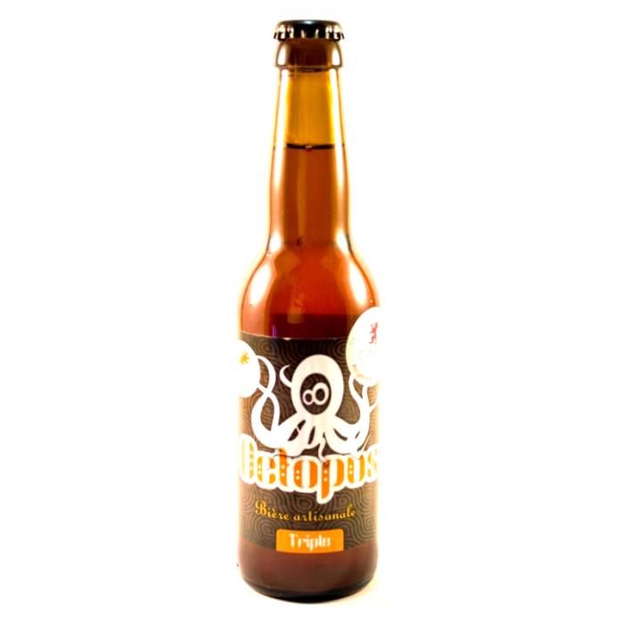 Triple (33cl) - Bière Octopus