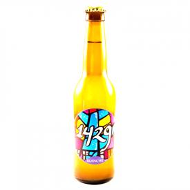 Bière Octopus - Blanche 1429