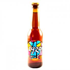 Ambrée 1429 (33cl) - Bière...