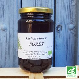 Miel de forêt du Morvan