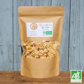 Granola Lait noisettes bio
