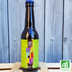 Brasserie du Vauret - Hippie Ale - 33cl bio