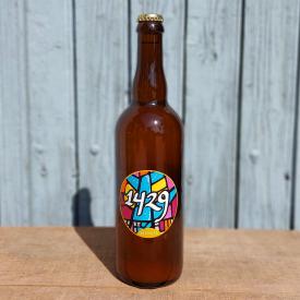 Blonde 1429 (75cl) - Bière Octopus