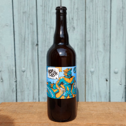 "Hoppy Sour ""Tiger Crush"" (75cl) - Brasserie HopRock"