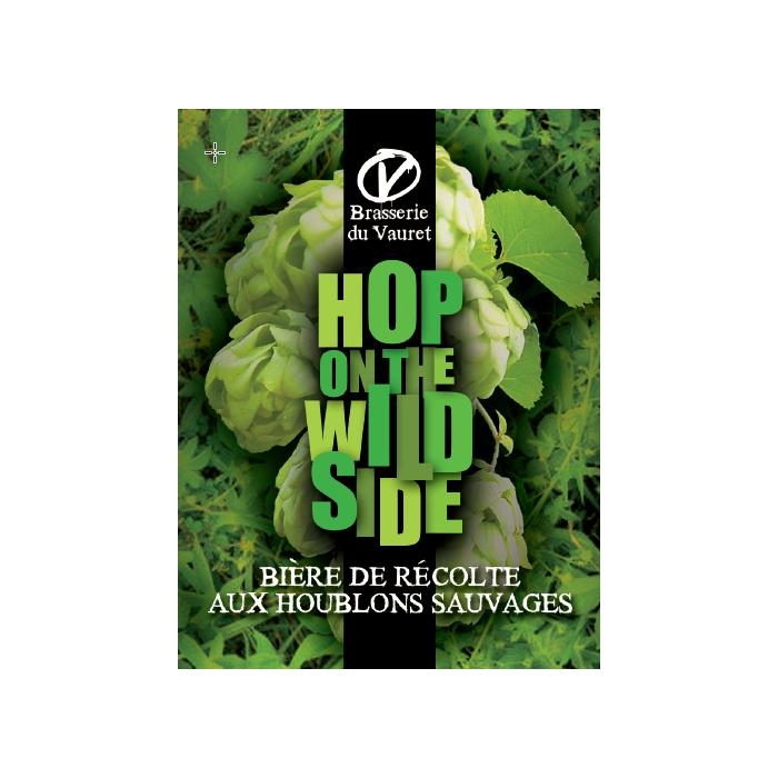 "IPA ""Hops on the Wild Side"" - Brasserie du Vauret bio"