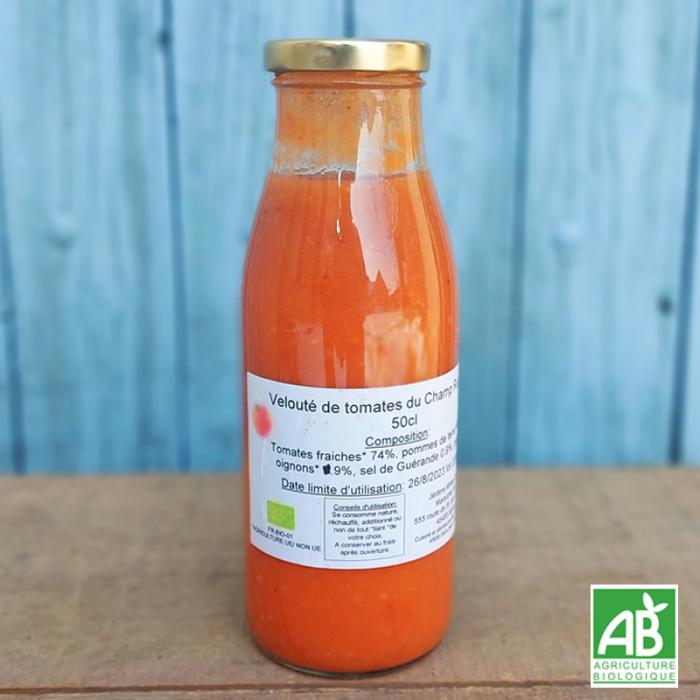 Velouté de tomates (50cl) bio