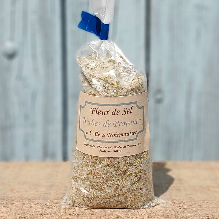 Fleur de sel Herbes de Provence