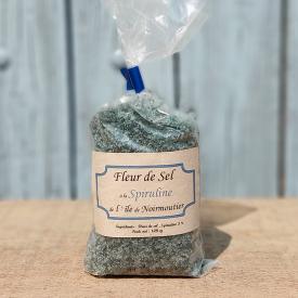 Fleur de sel Spiruline