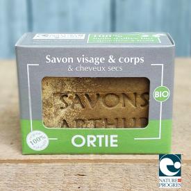 Savon & Shampoing bio aux Orties