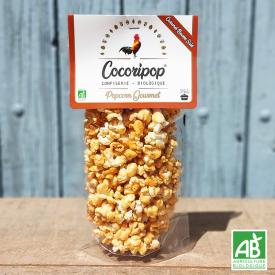 Popcorn Gourmet Caramel Beurre Salé bio