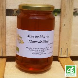 Miel de Fleurs de Frêne du Morvan bio