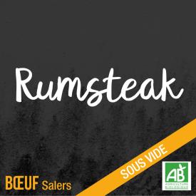 Rumsteak - Boeuf Salers bio