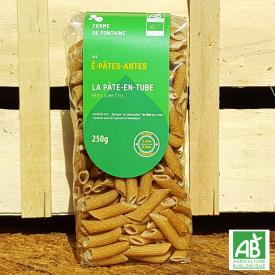 """Pâtes bio - """"La pâte en tube"""" - Les É-Pâtes-Antes (250g)"""