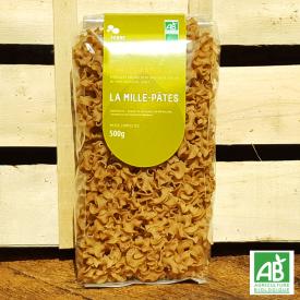 "Pâtes bio - ""La Mille pâtes"" - Les É-Pâtes-Antes (500g)"