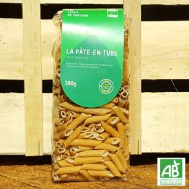 """Pâtes bio - """"La pâte en tube"""" - Les É-Pâtes-Antes (500g)"""