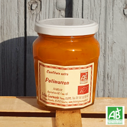 Confiture de Potimarron bio